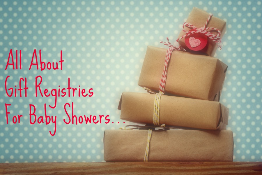 gift registries for baby