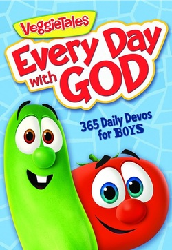 Veggie Tales Devotional for Boys